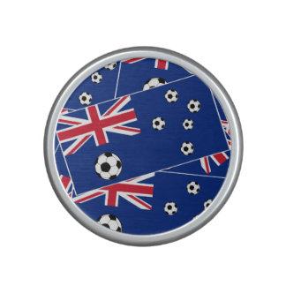 Australian Flag Football Speaker