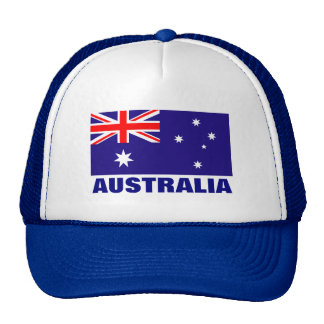 Australian flag hat | Australia Day design