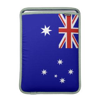 Australian flag MacBook air sleeves