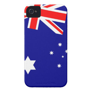 Australian Flag iPhone 4s Case Case-Mate iPhone 4 Cases