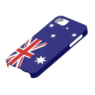 Australian Flag iPhone SE/5/5s Case