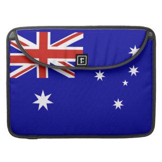 Australian flag sleeve for MacBooks