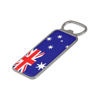 Australian Flag Magnetic Bottle Opener