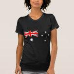 Australian Flag (Minus Blue) Tees