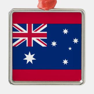Australian flag ornament