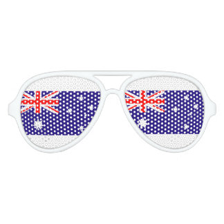 Australian flag party shades for Australia day