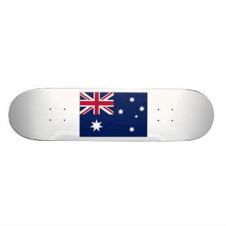 Australian Flag Skateboard