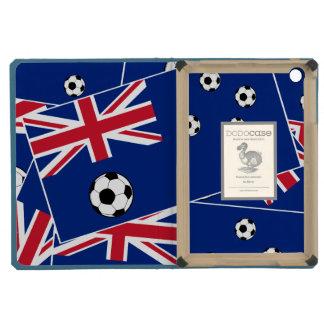 Australian Flag Soccer Balls iPad Mini Covers