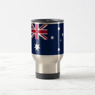Australian Flag Travel Mug