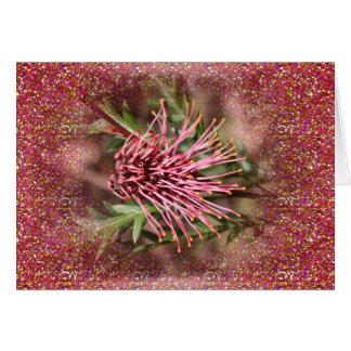 Australian Flora Card
