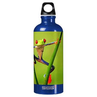 Australian Frog Super Natural Wild Water Bootle Aluminum Water Bottle