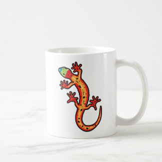 Australian Gecko Classic White Coffee Mug