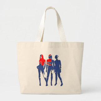Australian Girls Canvas Bag