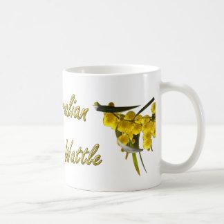 Australian Golden Wattle Coffee Mug