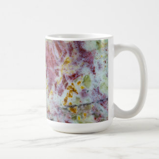 Australian Green Opalite Slab Coffee Mug