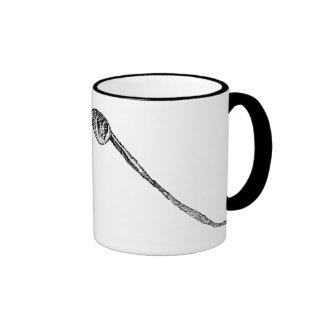 Australian Hobby or Little Falcon Coffee Mugs