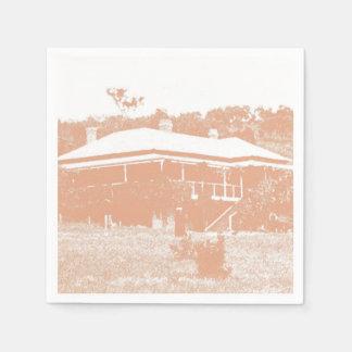 Australian Homestead Paper Napkin