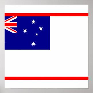 Australian honor, Australia Print