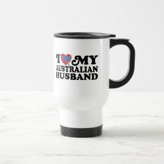 Australian Husband Coffee Mug