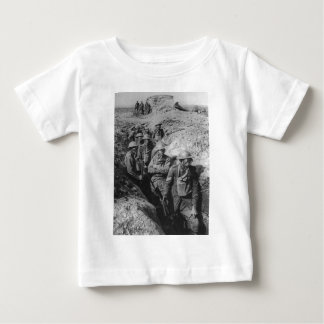 Australian Infantry Wearing Small Box Respirators Baby T-Shirt