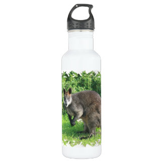 Australian Kangaroo 24oz Water Bottle