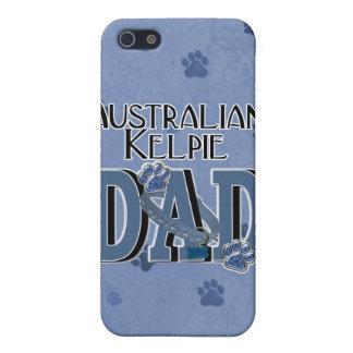 Australian Kelpie DAD Case For iPhone 5