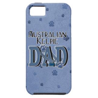 Australian Kelpie DAD iPhone 5 Cases
