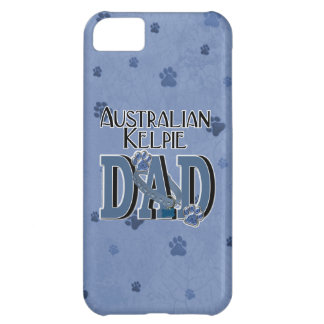Australian Kelpie DAD iPhone 5C Covers