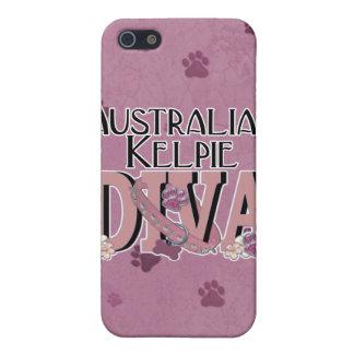 Australian Kelpie DIVA Cover For iPhone 5