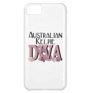 Australian Kelpie DIVA Cover For iPhone 5C