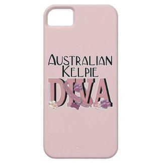 Australian Kelpie DIVA iPhone 5 Covers