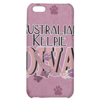 Australian Kelpie DIVA iPhone 5C Cover