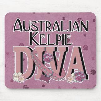 Australian Kelpie DIVA Mousepad