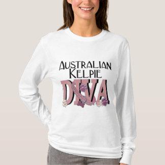 Australian Kelpie DIVA T-Shirt