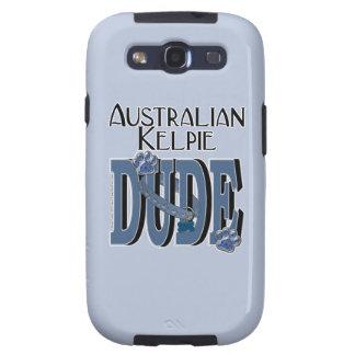 Australian Kelpie DUDE Galaxy S3 Case