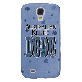 Australian Kelpie DUDE Galaxy S4 Covers