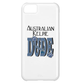 Australian Kelpie DUDE iPhone 5C Case