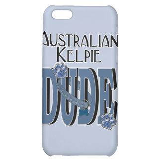 Australian Kelpie DUDE iPhone 5C Cases