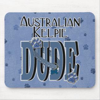 Australian Kelpie DUDE Mouse Pad