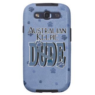 Australian Kelpie DUDE Samsung Galaxy SIII Case