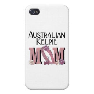 Australian Kelpie MOM Case For iPhone 4