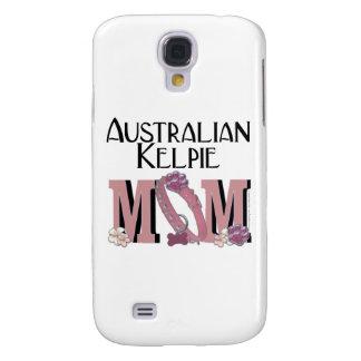 Australian Kelpie MOM Galaxy S4 Cases