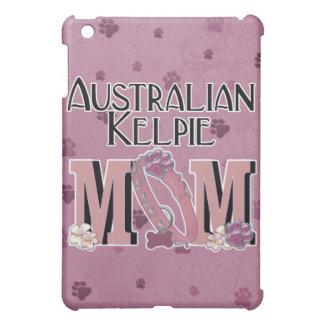 Australian Kelpie MOM iPad Mini Cover