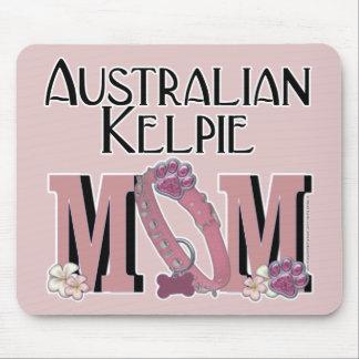 Australian Kelpie MOM Mouse Pads