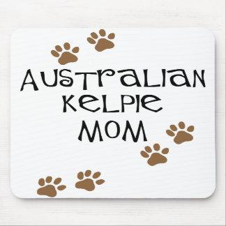 Australian Kelpie Mom Mouse Mats