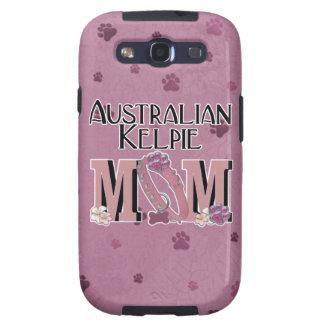 Australian Kelpie MOM Samsung Galaxy SIII Covers