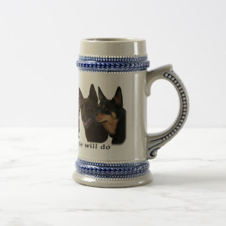 Australian Kelpies All Beer Stein