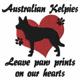 Australian Kelpies Leave Paw Prints