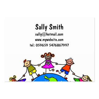 Australian Kids Business Cards