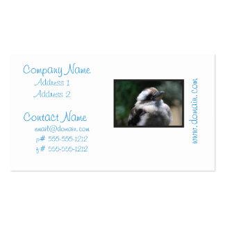 Australian Kookaburra Business Card Templates